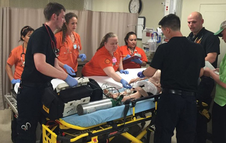 Online/Hybrid Paramedic Program   Oklahoma State University-Oklahoma