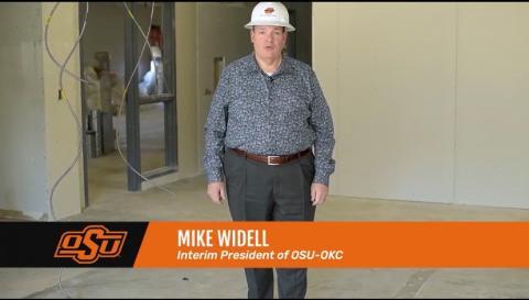 OSU-OKC Interim President Mike Widell